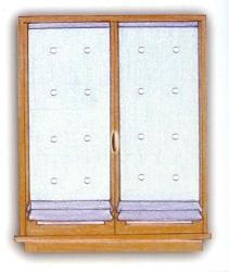 tende vetras : Tende a pacchetto - tende pacchetto - tende pannello